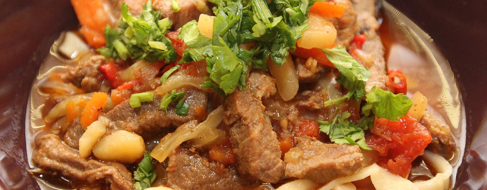 4 рецепта вкусных гарниров к мясу