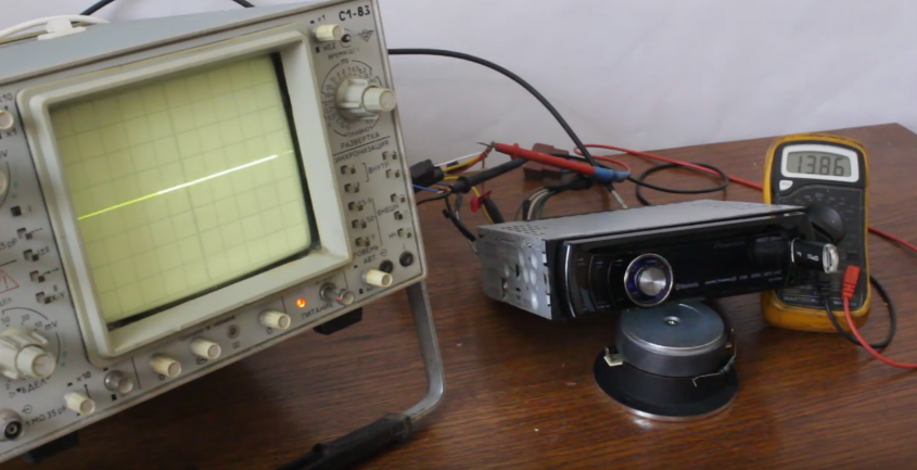 Клипы для магнитолы пионер