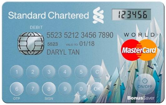 Mastercard complains