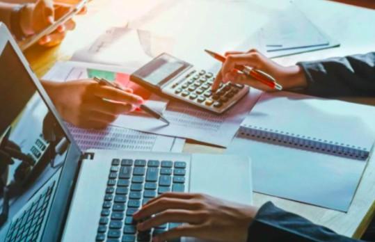 Онлайн калькулятор стоимости бухгалтерского обслуживания в СПб
